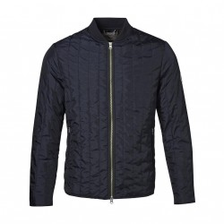 Knowledge Cotton Apparel - Quilted Worker Jacket
