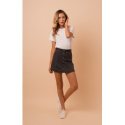 Afends - Jawbreaker - New Name  - Denim Skirt