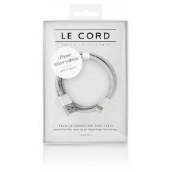 Le Cord - Solid Silver