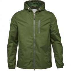 Knowledge Cotton Apparel - Functional Hood Jacket