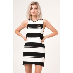 Afends - Maple Graphic Bandcut Dress