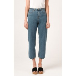 Afends - Benson High Waist Wide Leg Jeans