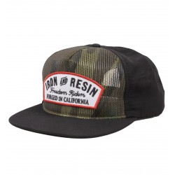 Iron & Resin - drift hat