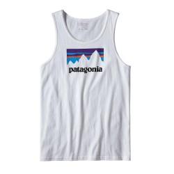 Patagonia - M's Shop Sticker Cotton Tank