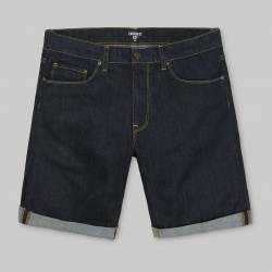 Carhartt - Swell Short Blue Rinsed