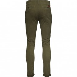 "Knowledge Cotton Apparel - Pistol Joe - Chino Slim Stretch 34"" - GOTS/Vegan"