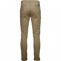"Knowledge Cotton Apparel - Pistol Joe - Chino Slim Stretch 32"" - GOTS/Vegan"