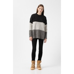 Loreak Mendian - W' KNIT SWEATERS JUR FLEECE