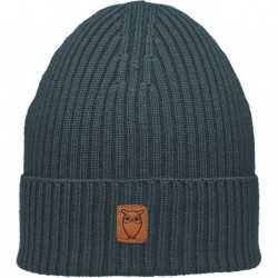 Knowledge Cotton Apparel - High Rib Knit Hat