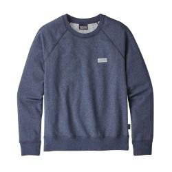 Patagonia - W's Pastel P-6 Label Midweight Crew Sweatshirt