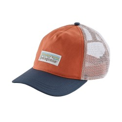Patagonia - W's Pastel P-6 Label Layback Trucker Hat