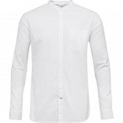 Knowledge Cotton Apparel - Stand Collar Shirt - GOTS