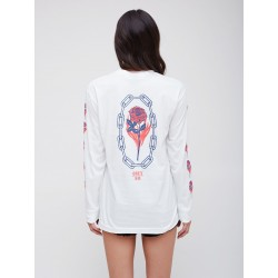 Obey - Rosette L/S TEES