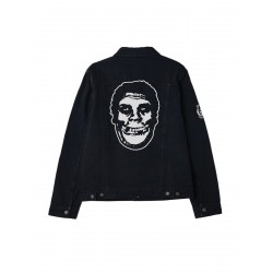 Obey - Misfits Denim Jacket
