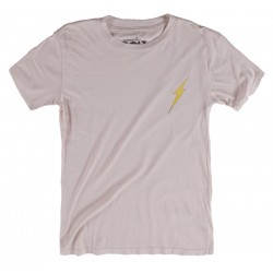 Lightning Bolt - PURE SOURCE FRONT/BACK PRINT SS TEE