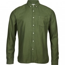 Knowledge Cotton Apparel - Twill Shirt - GOTS