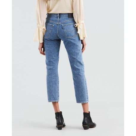 Levi's Made & Crafted - 501 CROP LMC