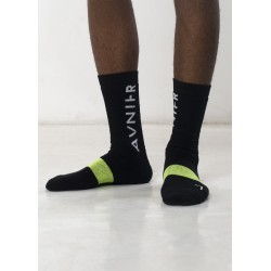AVNIER - Black Socks
