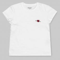 CARHARTT - W' S/S Tilda Heart T-Shirt