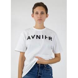 AVNIER - Basic white tee shirt