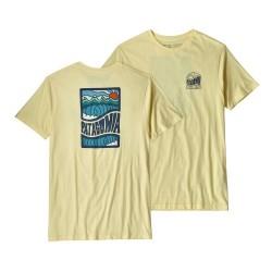 M's Cosmic Peaks Organic T-Shirt