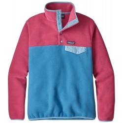 Patagonia - W's LW Synch Snap-T P/O