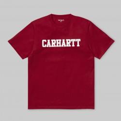 CARHARTT - S/S College T-Shirt