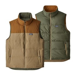 Patagonia - M's Reversible Bivy Down Vest