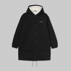 Carhartt - W' Hooded Script Coach Jacket