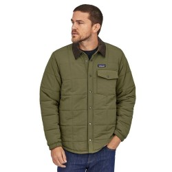 Patagonia - M's Isthmus Quilted Shirt Jkt
