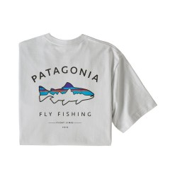 Patagonia - M's Framed Fitz Roy Trout Responsibili-Tee