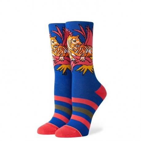 Stance - Foundation Women Tiger Belly Crew
