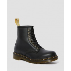 Dr.Martens - Vegan 1460 Black Felix Rub Off