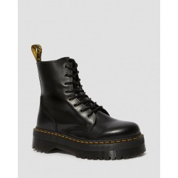 Dr.Martens - Jadon Black Polished Smooth
