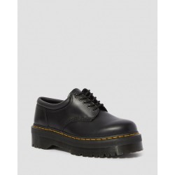 Dr.Martens - 8053 Quad Black Polished Smooth
