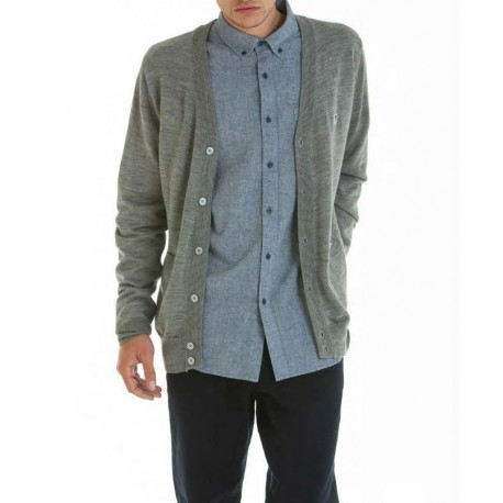 OBEY - EIGHTY NINE CARDIGAN