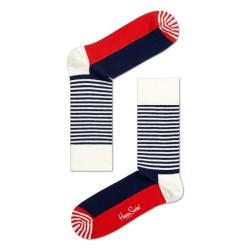 Happy Socks - Stripe Half