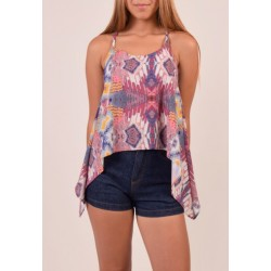 Lightning Bolt - BOHO TOP