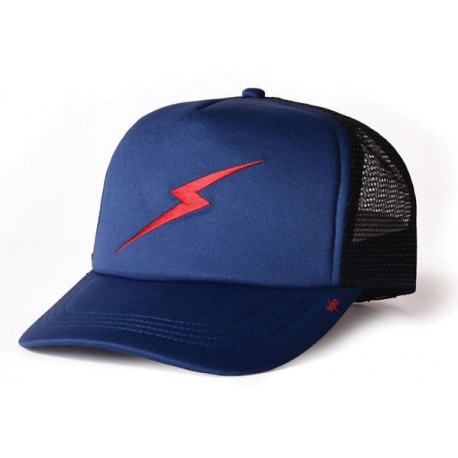 Lightning Bolt - FOREVER TRUCKER HAT