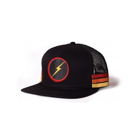 Lightning Bolt - SUNSET STRIPES HAT