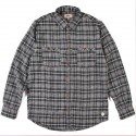 Lightning Bolt - TUNDRA PLAID FLANEL SHIRT