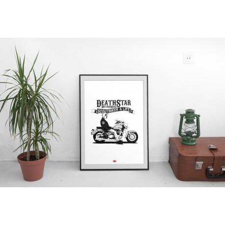 Dr Paper - Scout Biker
