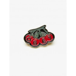 OBEY - CHERRY PIN