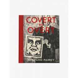 OBEY - COVERT TO OVERT BOOK