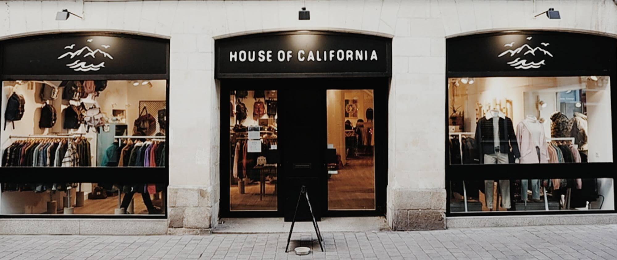 Le House Of California
